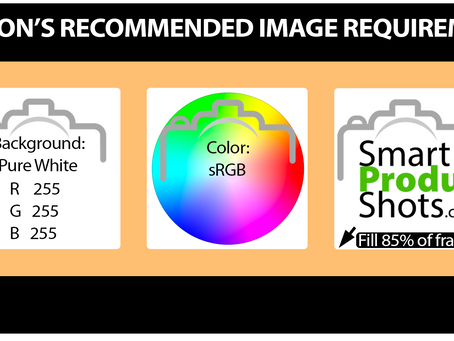 Your Guide to Amazon Image Requirements