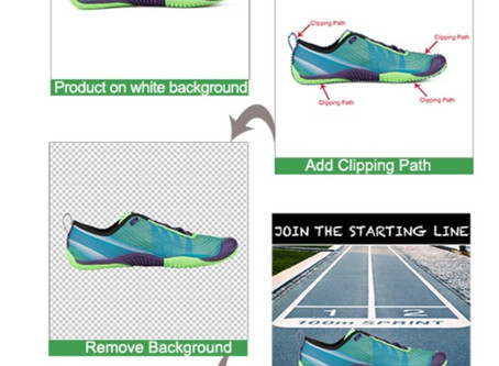 Why Product Photos Need Clipping Paths and Transparent Backgrounds