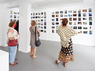 Berlin. Photography Exhibition at the BBA Gallery.