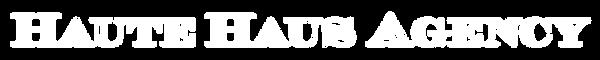 Haute Haus Agency Logo