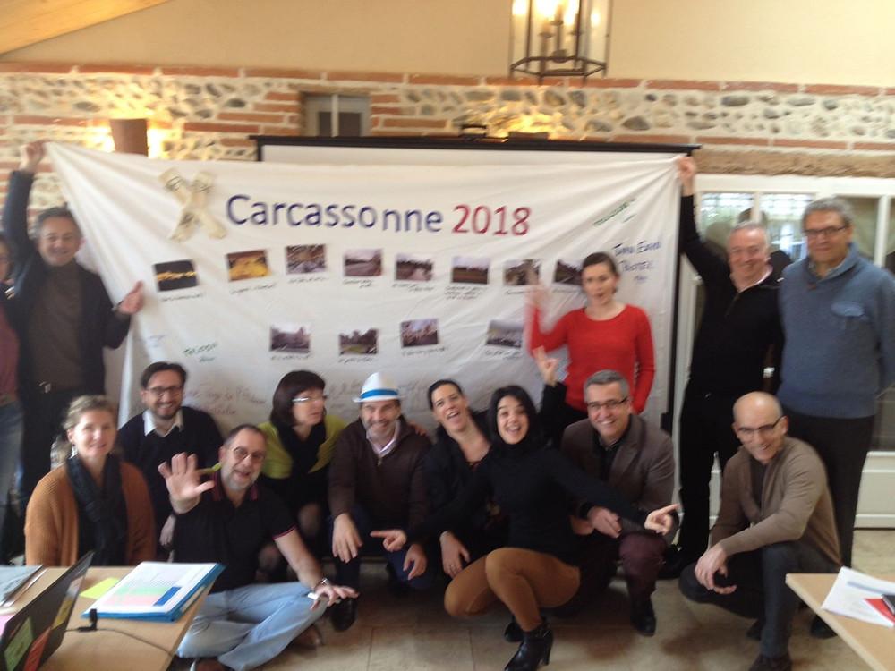 Et si le rdv 2018 germe était à Carcassonne !!!