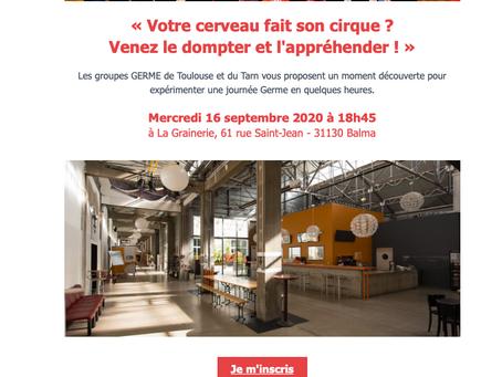 GERME, un écosystème apprenant, présent depuis plus de 20 ans en Occitanie