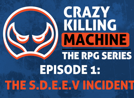 Keyforge RPG Series Episode 1: The S.D.E.E.V Incident