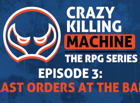 Keyforge RPG Episode 3: Last Orders at the Bar