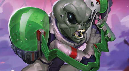 Keyforge RPG Character Creation - Klyxil Fixfinger (Finn)