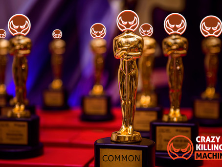 The CKMies - Best New Common Award for Mass Mutation