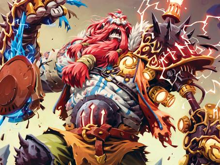Keyforge RPG Character Creation - Tornus (René)