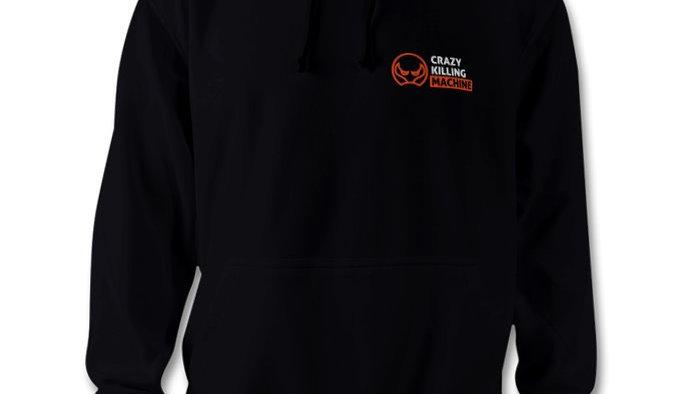 Unisex Hoody - Black Small Logo