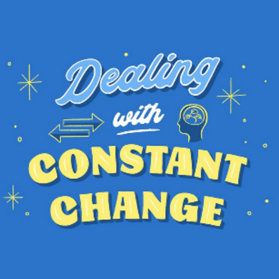 A guide to dealing with constant change due to COVID-19