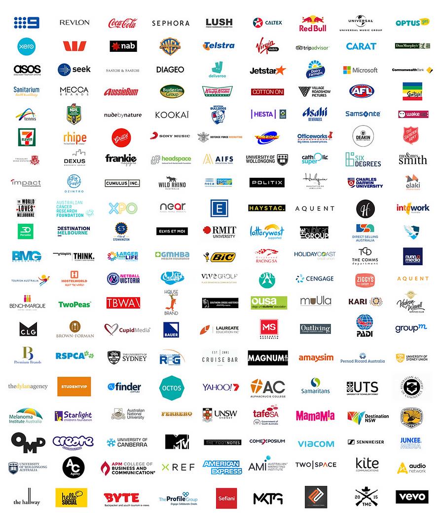 YMA - Youth Marketing Australia - Sydney & Melbourne