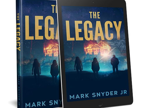 The Legacy, Author Signed Paperback