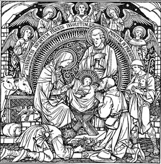 Christmas Morning Mass - 25th December at 10.00am