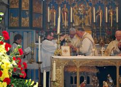 Fr Christopher first service 12.01.2013 037.JPG