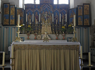 Feast of Dedication - Sunday 28th October