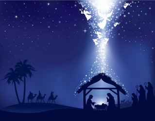 Midnight Mass - 24th December at 11pm