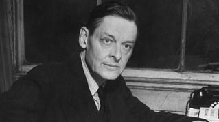 22nd October 2018: Talking about books - T.S. Eliot