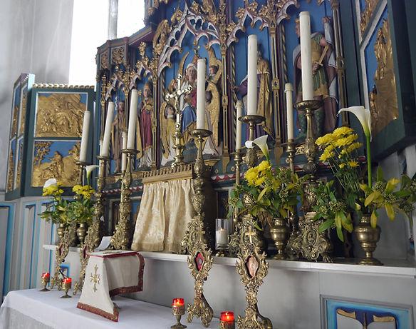 st johns timberhill st julian norwichanglocatholic st john the baptist