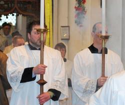 Fr Christopher first service 12.01.2013 003.JPG