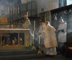 Fr Christopher first service 12.01.2013 043.JPG