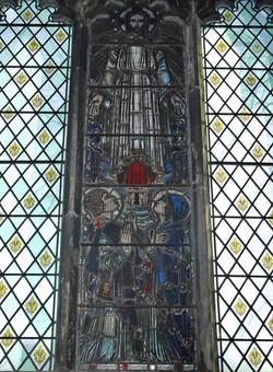 St John's Lady Chapel Window