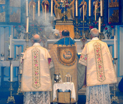Fr Christopher first service 12.01.2013 013.JPG