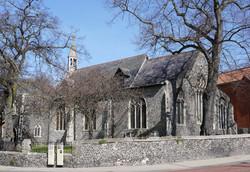 St John the Baptist, Timberhill