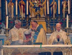 Fr Christopher first service 12.01.2013 010.JPG