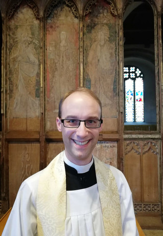 New Parish Priest