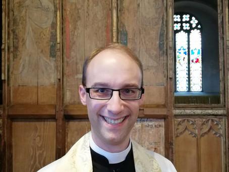 New Parish Priest