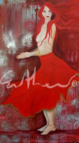 Red Lady - 2007