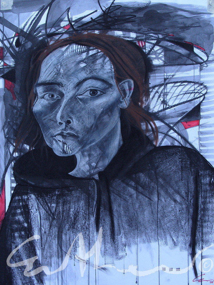 Self portrait - 2009