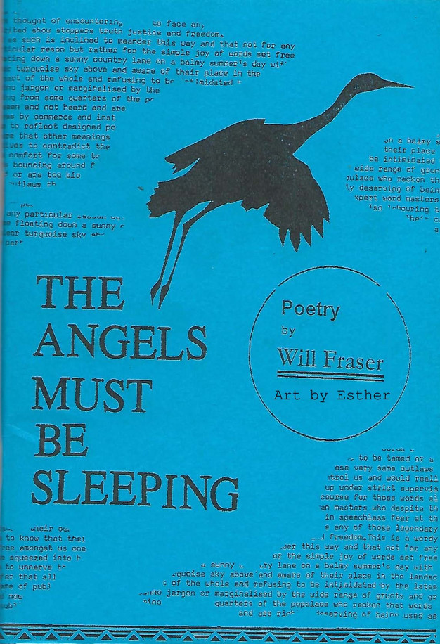 The Angels Must Be Sleeping