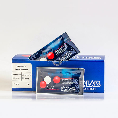 Diaquick hCG Cassette by Dialab