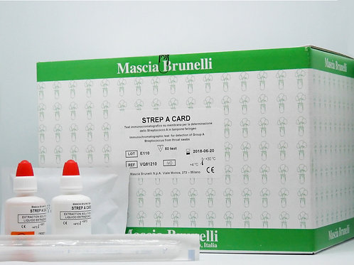 Strep Card A by Mascia Brunelli spa