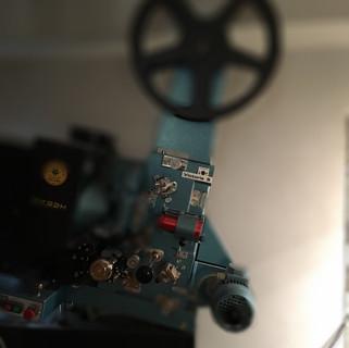Cinema 35mm Film