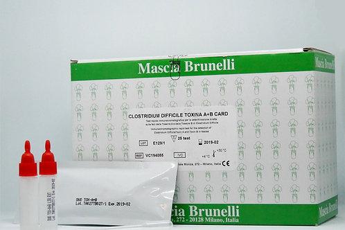 C.Difficele Toxin A+B by Mascia Brunelli SPA