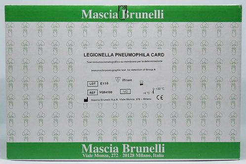 Legionella Pneumophila by Mascia Brunnelli spa