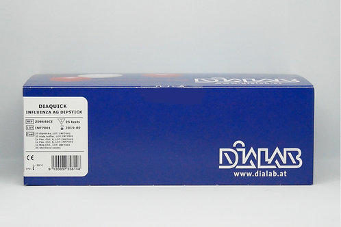 Influenza Ag Dipstick by Dialab