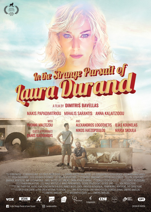 In the Strange Pursuit of Laura Durand directed by D.Bavellas
