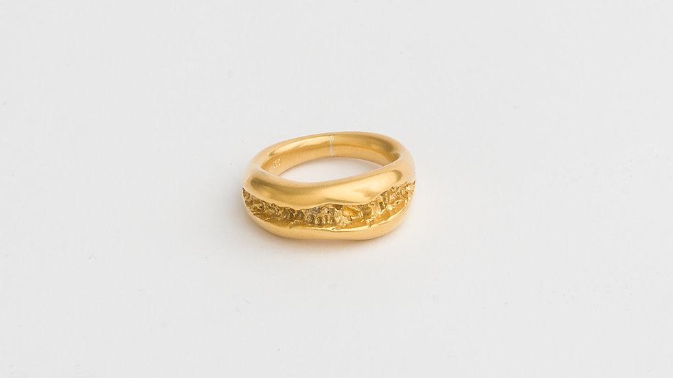 Antimony Ring
