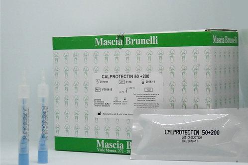 Calprotectin 50+200 by Mascia Brunelli SPA