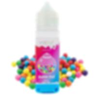 E-Liquide Suisse Vapur Bubble Ball, goût chewing-gum