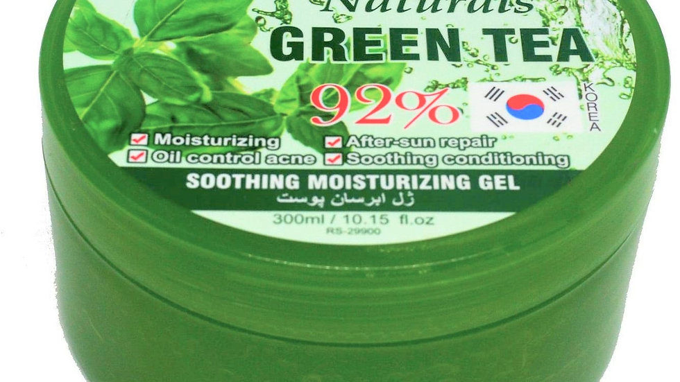 ROUSHUN GREEN TEA 92% - MOISTURISING GEL