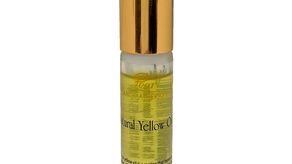 NATURAL YELLOW OIL