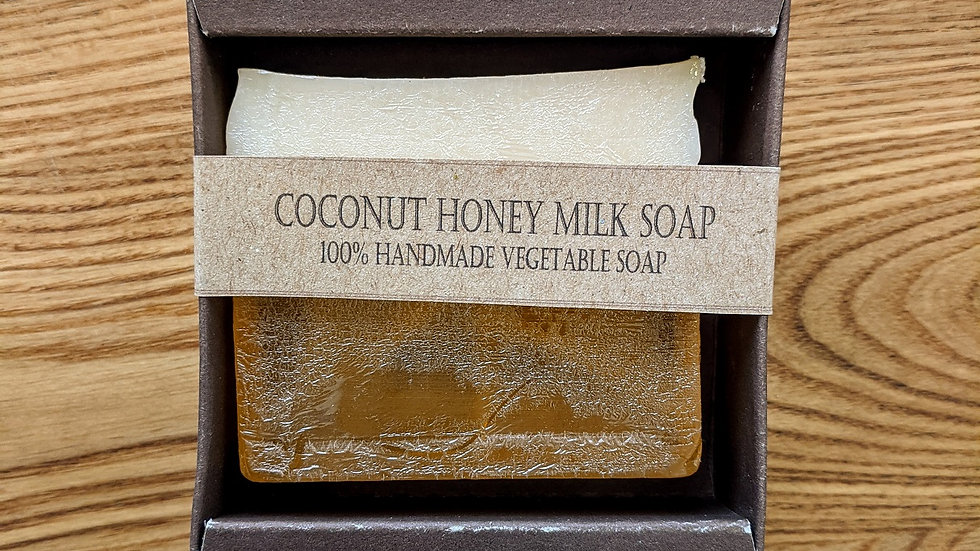 NATURAL 100% HANDMADE SOAP
