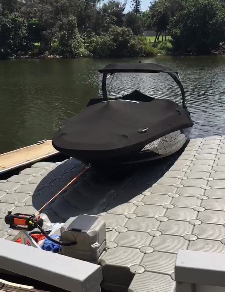 Ultimate Docking Systems Electric System