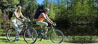 Fahrrad fahren in Torbole am Gardasee