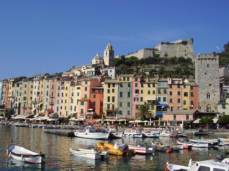 Malerisches Cinque Terre...