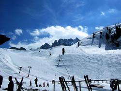 Wintersport und Wellness in Trentino