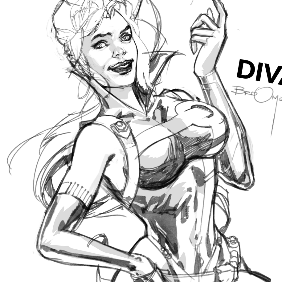 DIVA Sketch